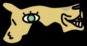 鳥取県 地図の形 覚え方 目が梨ラクダ