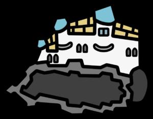 ヨーロッパ バチカン 地図 覚え方