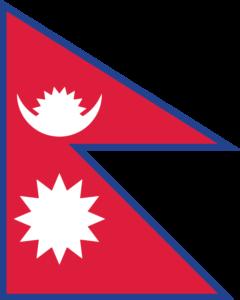 ネパール 国旗