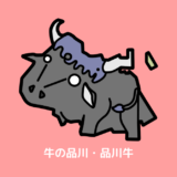 東京23区 品川区 覚え方 牛 地図 アイキャッチ