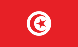 チュニジア 国旗