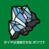 ボツワナ 地図 覚え方 アイキャッチ