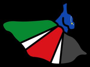 南スーダン 地図 覚え方